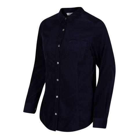 Regatta Navy Maliyah Shirt