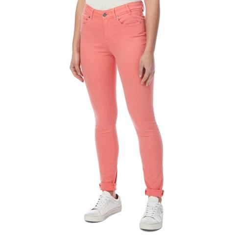PAUL SMITH Peach Skinny Stretch Jeans