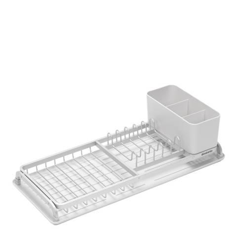 Brabantia Light Grey Compact Dish Drying Rack