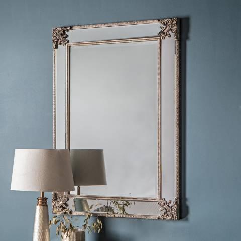 Gallery Champagne Wilson Mirror 83x114cm