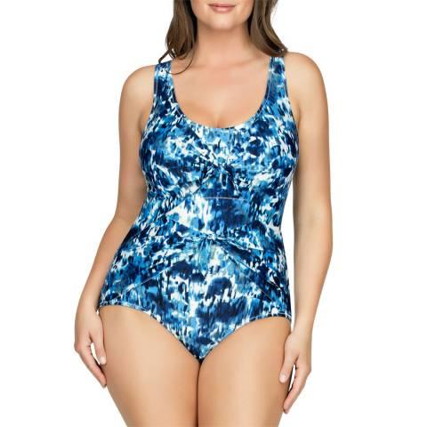 PARFAIT LINGERIE Oceane Splash Print One Piece Swimsuit