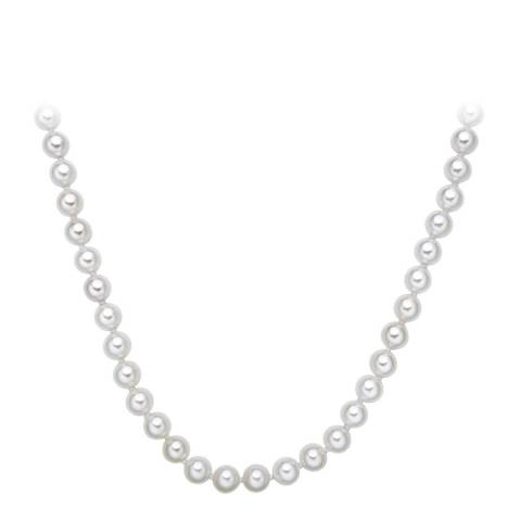 Nova Pearls Copenhagen White Pearl Necklace