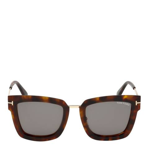 Tom Ford Women's Brown Tom Ford Sunglasses 52mm