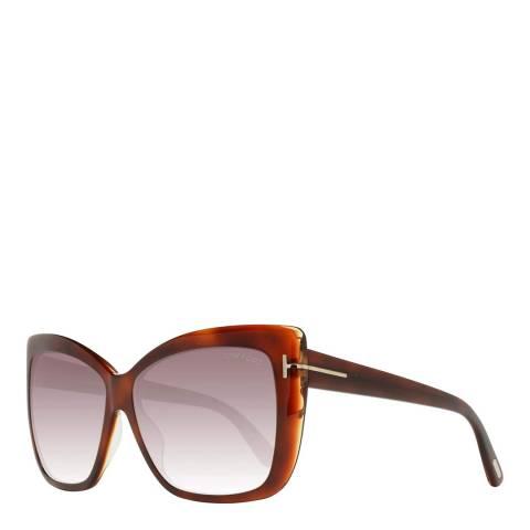 Tom Ford Women's Brown Tom Ford Sunglasses 59mm