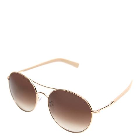 Tom Ford Women's Brown/Gold Tom Ford Sunglasses 60mm