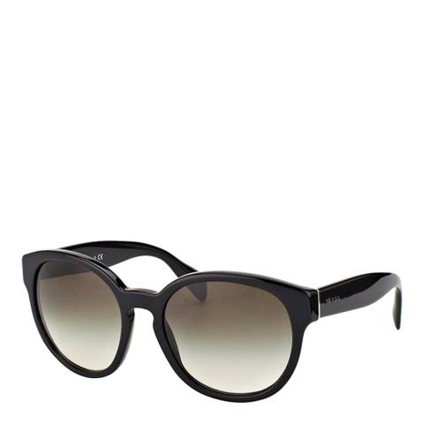 Prada Women's Black Prada Sunglasses 56mm