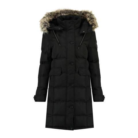 Canadian Peak Black Catral Jacket