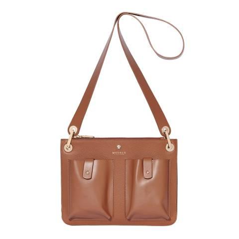 Modalu Tan Carter Shoulder Bag