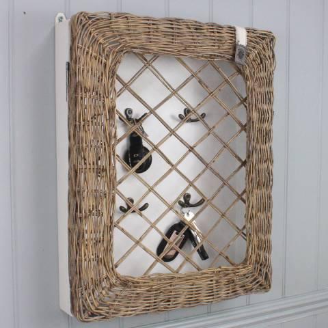 Maine Furniture Co. Key Largo Kubu Wall Key Organiser