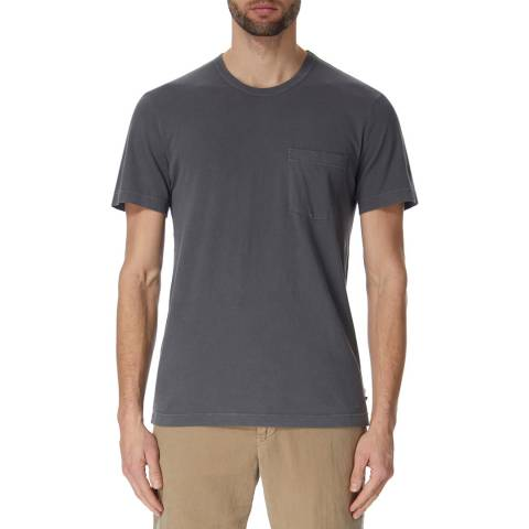James Perse Classic S/S Pocket Tee