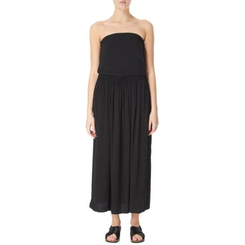 James Perse Pull On Strapless Dress