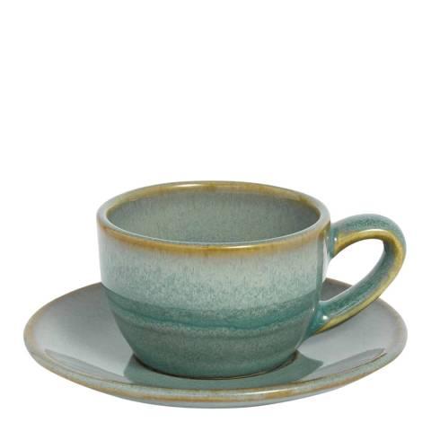 Soho Home Set of 6 Country House Espresso Cups & Saucers