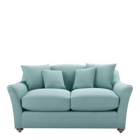 sofa.com Rupert 2 Seat Sofa in Eucalyptus Smart Cotton