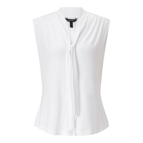 Baukjen Pure White Ellie Blouse
