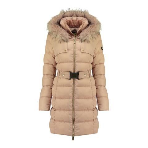 Geographical Norway Pink Diamentera Jacket