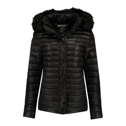Geographical Norway Black Darmon Jacket
