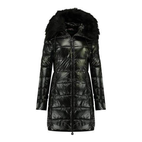 Geographical Norway Black Briantissima Jacket
