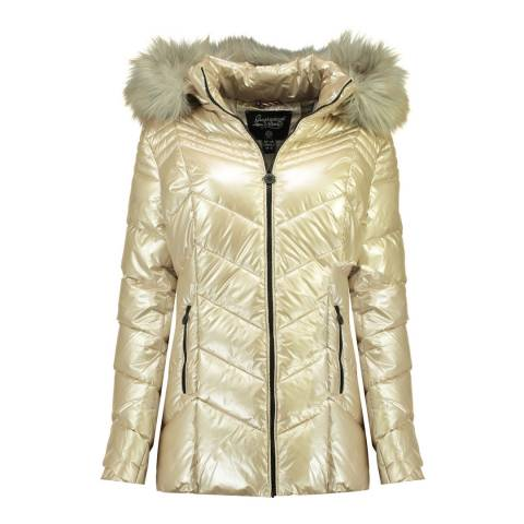 Geographical Norway Beige Boshiny Jacket