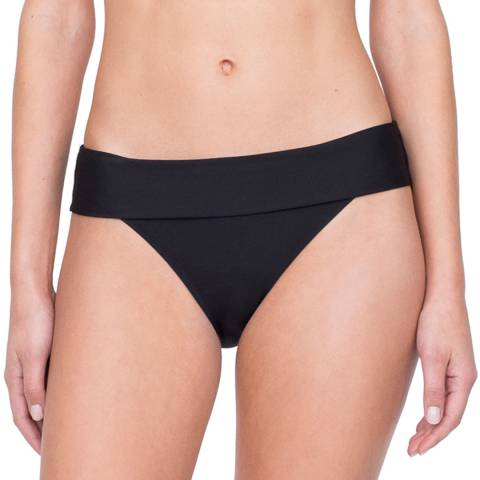 Gottex Black Folded Pants