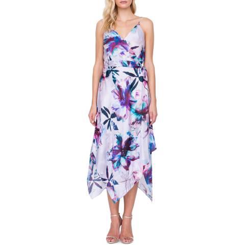 Gottex Primrose V-Neck Wrap Dress