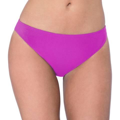 Gottex Tutti Frutti Warm Viola Hipster Bikini Bottom