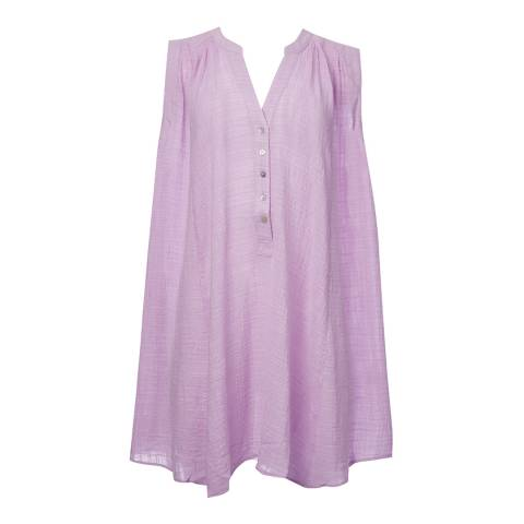 Seafolly Lilac Swing Beach Shirt