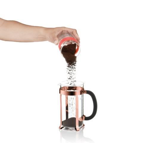 Bodum Copper Caffettiera Coffee Maker, 1L