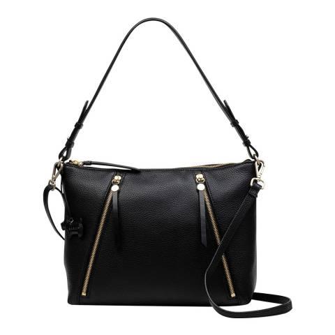 Radley Black Fountain Road Medium Shoulder Bag