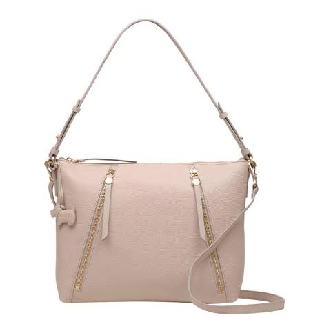 Radley Dove Grey Fountain Road Medium Shoulder Bag