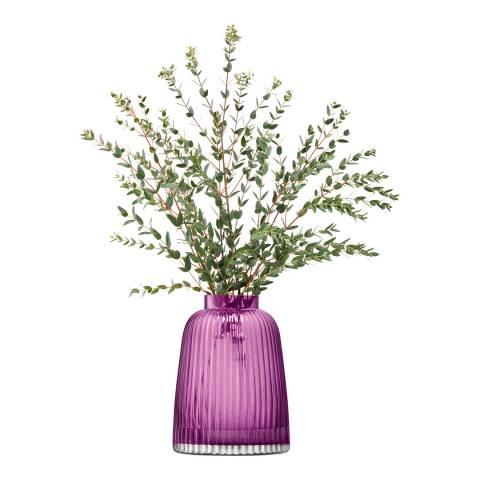 LSA Heather Pleat Vase 26cm