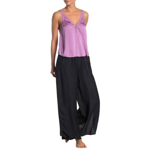 Free People Black She's A Dime Trousers