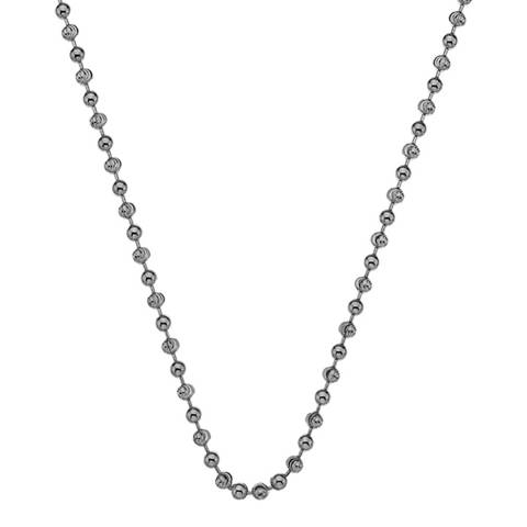 Anais Paris by Hot Diamonds Sterling Silver Bead Chain 24""