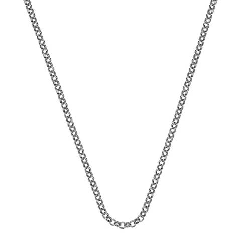 Anais Paris by Hot Diamonds Sterling Silver Belcher Chain 24inch