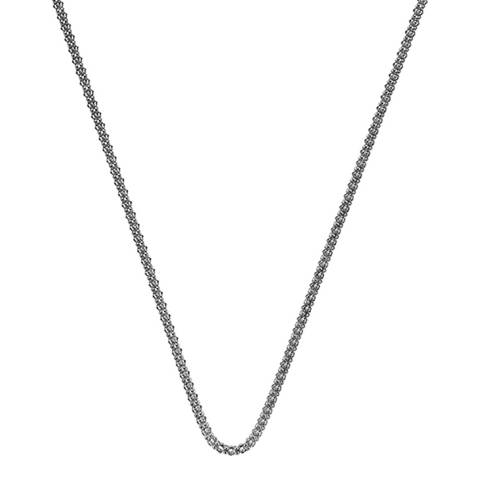 Anais Paris by Hot Diamonds Sterling Silver Popcorn Chain 24inch