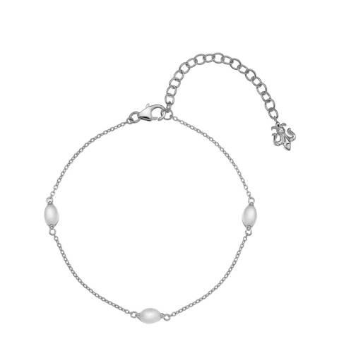 Anais Paris by Hot Diamonds Moonstone Oval Cabochon Cut Bracelet