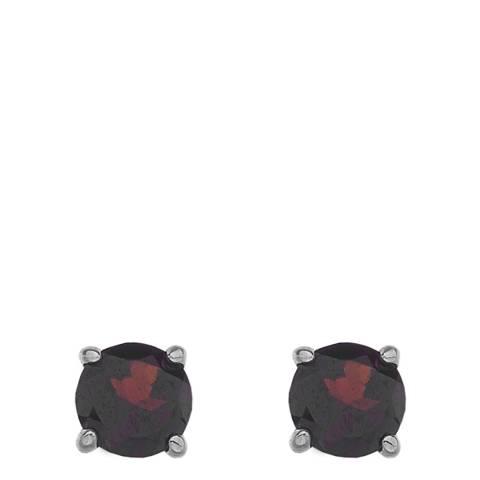 Anais Paris by Hot Diamonds Earrings - Garnet (Gemstone)