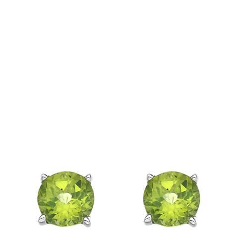 Anais Paris by Hot Diamonds Earrings - Peridot (Gemstone)
