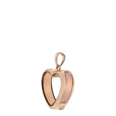 Anais Paris by Hot Diamonds Rose Gold Plated Small Love Locket