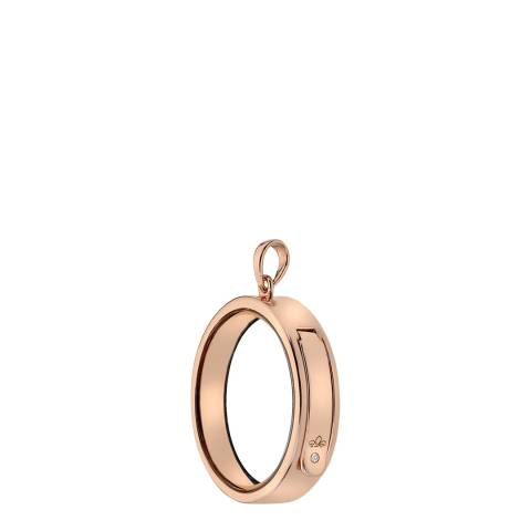 Anais Paris by Hot Diamonds Rose Gold Plated Moments Locket