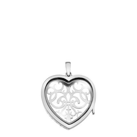 Anais Paris by Hot Diamonds Medium Filagree Heart Locket