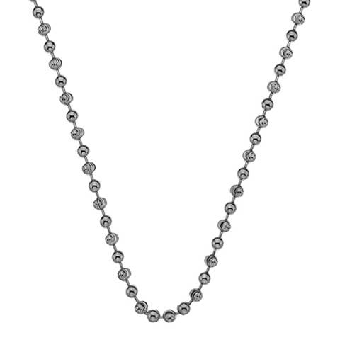 Anais Paris by Hot Diamonds Sterling Silver Bead Chain 18inch
