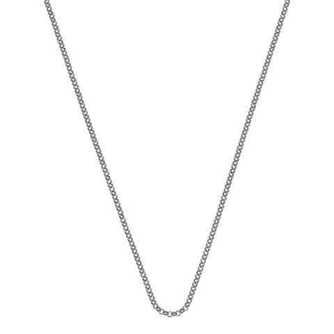 Anais Paris by Hot Diamonds Sterling Silver Belcher Chain 35inch