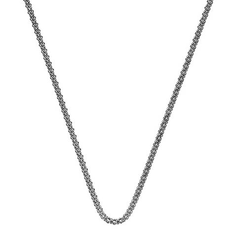 Anais Paris by Hot Diamonds Sterling Silver Popcorn Chain 18inch