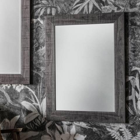 Gallery Grey Wash Deacon Mirror 58x74cm