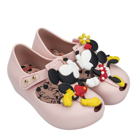 Mini Melissa Blush Kiss Mini Disney Ultragirl Love Shoe