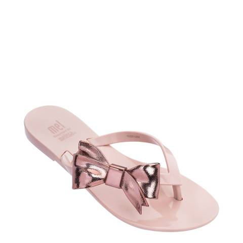 Mini Melissa Rose Kids Harmonic Celebration Sandals
