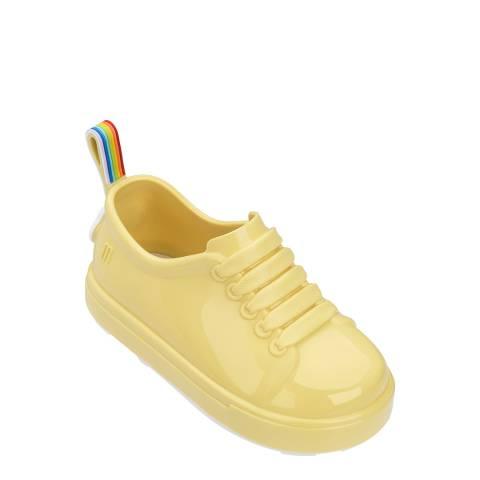 Mini Melissa Lemon Mini Be Rainbow Shoes