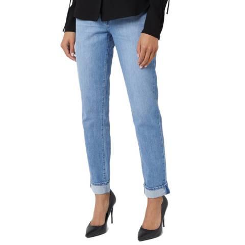J Brand Light Blue Johnny Boyfit Jeans