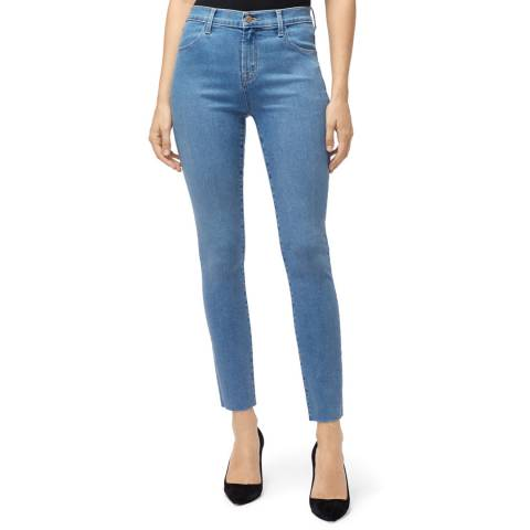 J Brand Light Blue Leenah Skinny Jeans