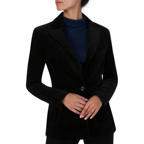 J Brand Black Lyvia Blazer